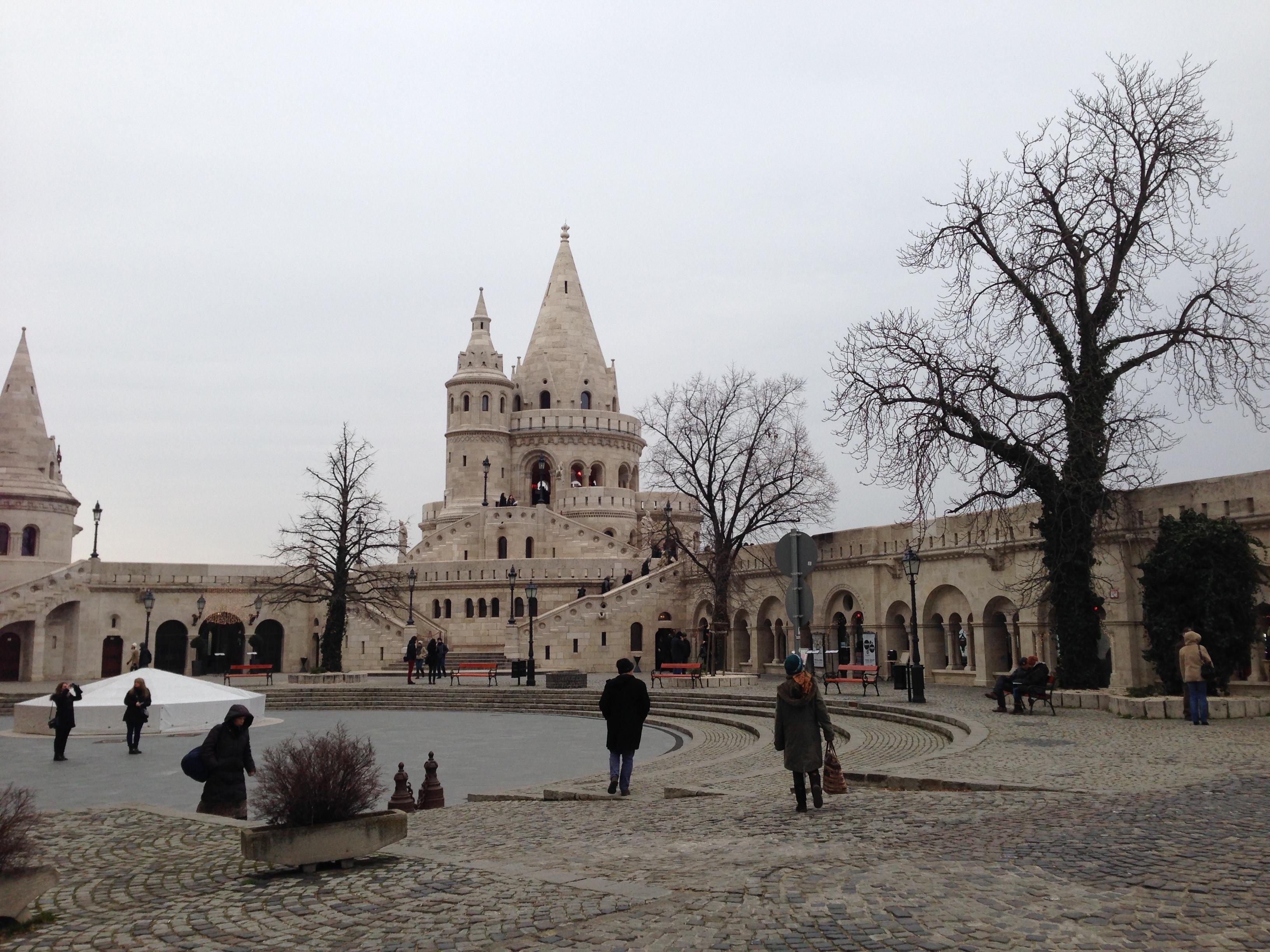 """alt=""""Burgviertel in Budapest"""""""