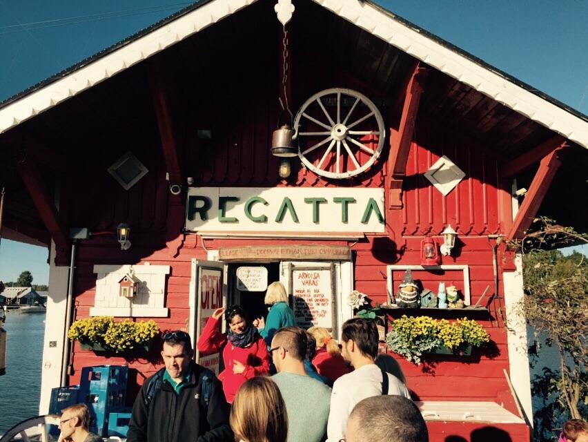"alt=""Café Regatta in Helsinki"""