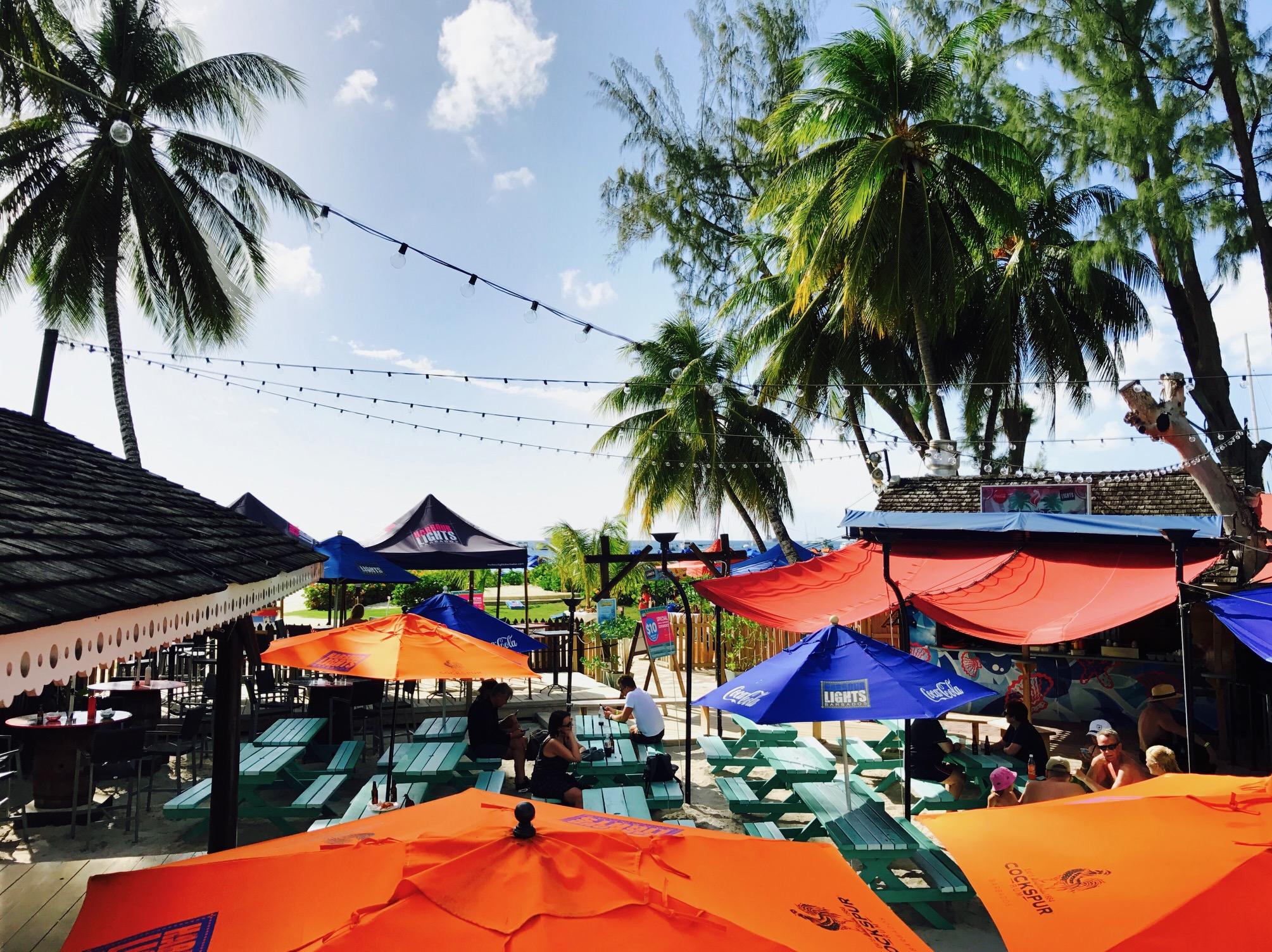 Harbour Lights Bar, Carlisle Beach, Barbados