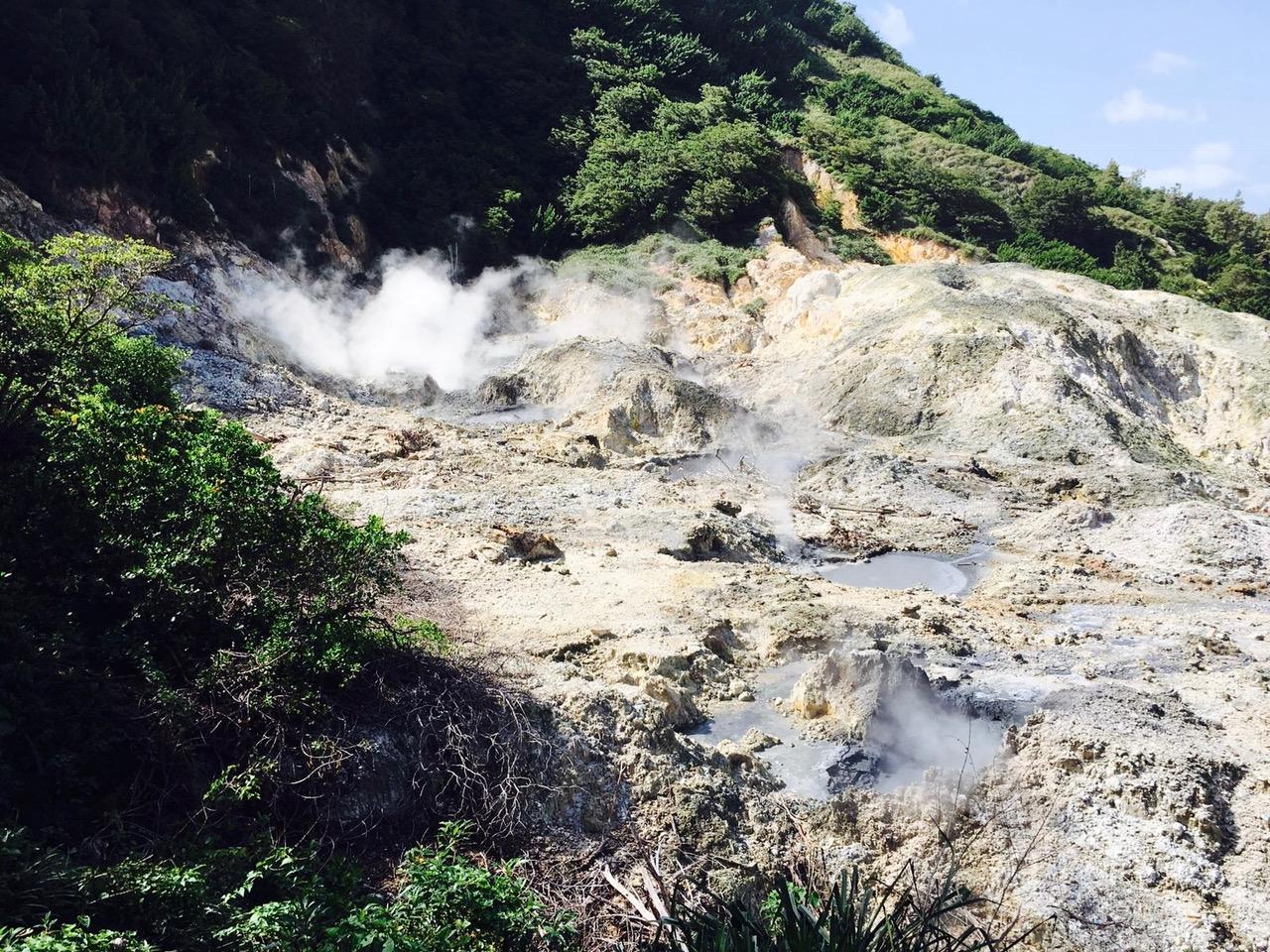 Drive-in-Vulkan Soufriere, St. Lucia