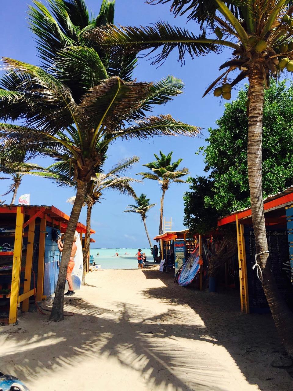 Sorobon Beach