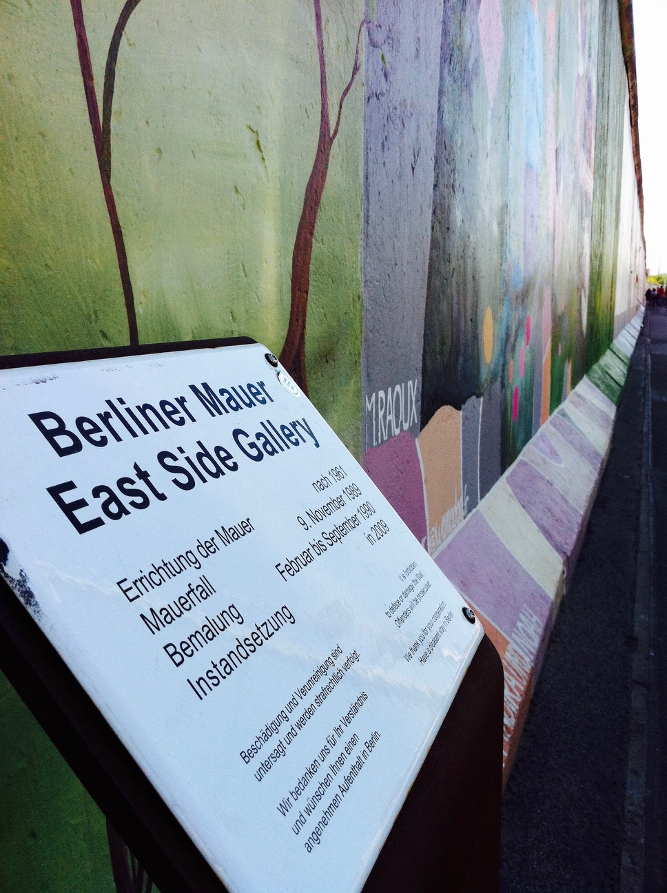 Eastside-Gallery