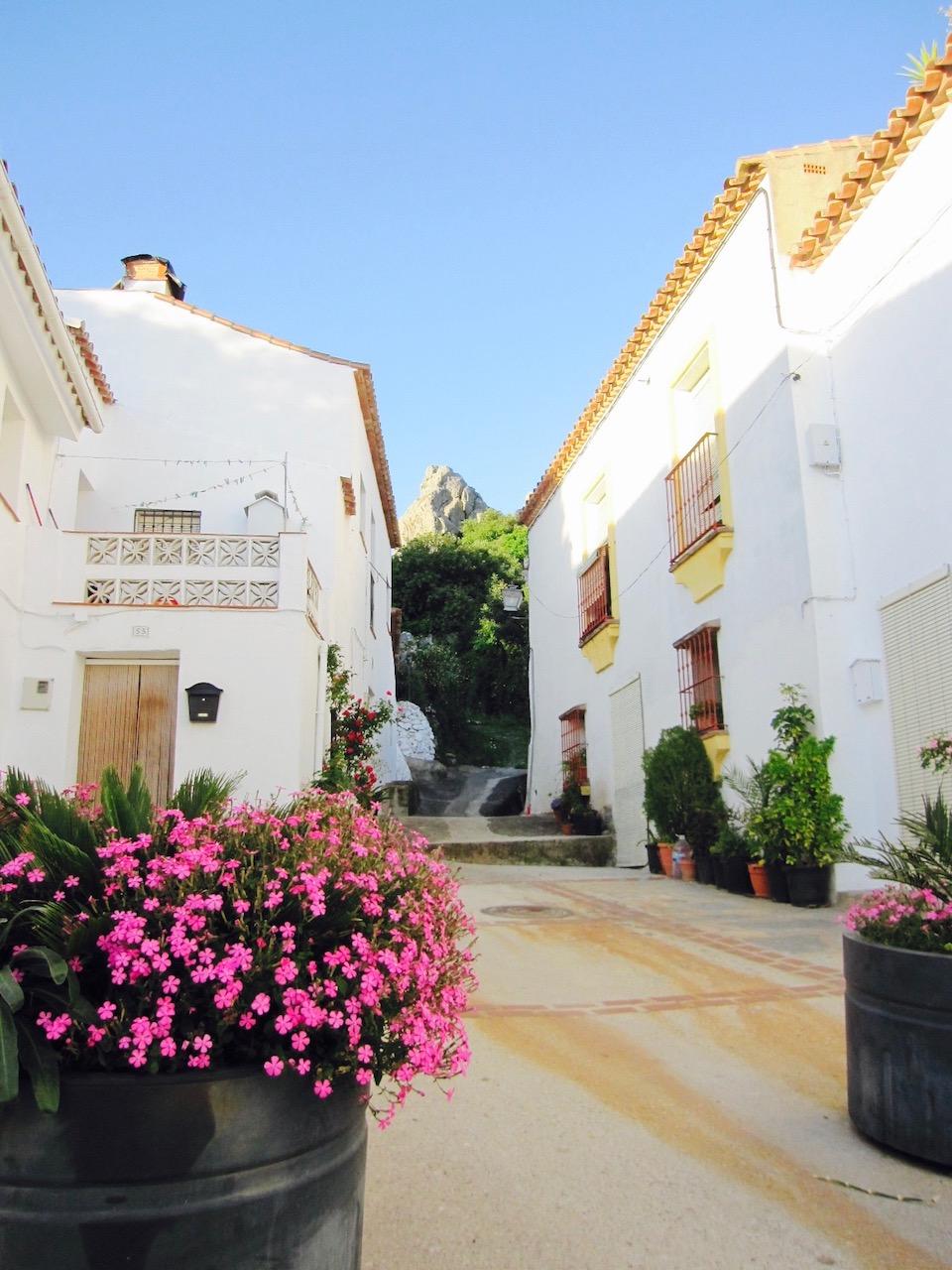 Gaucín, Andalusien
