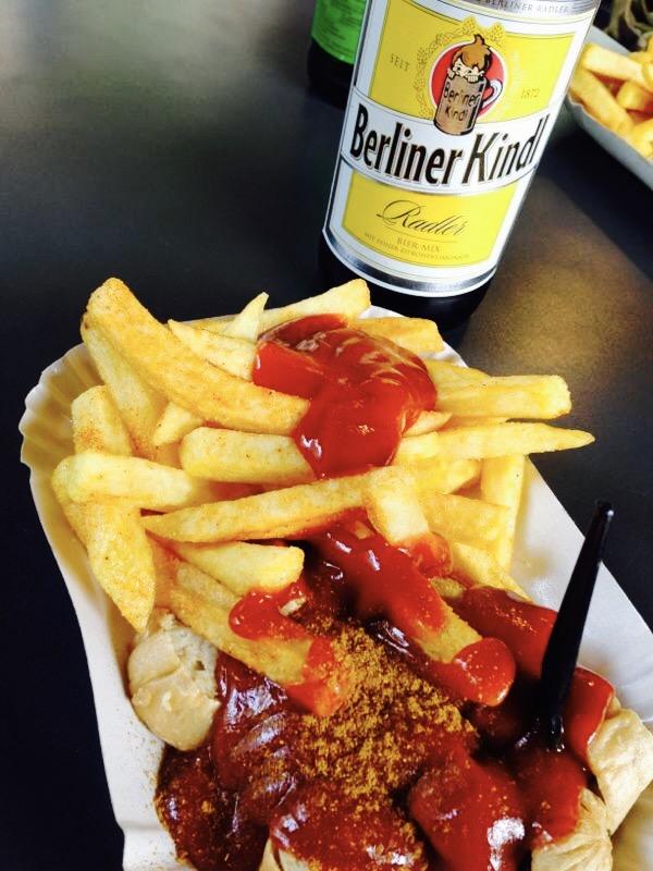 Currywurst von Konnopkes