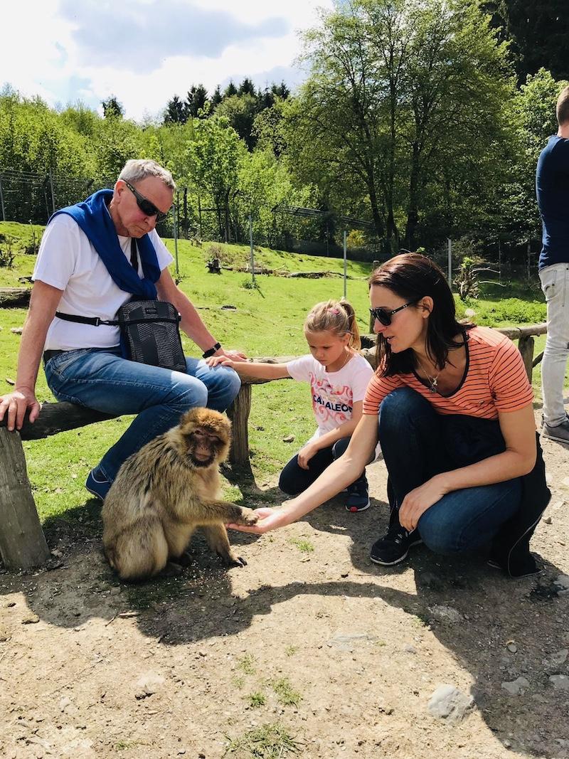Ausflugstipps NRW, Affen- und Vogelpark Eckenhagen