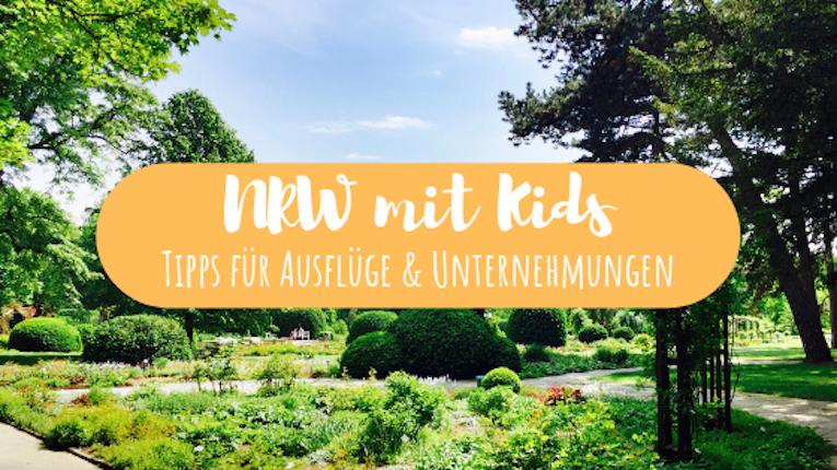 Ausflugstipps mit Kindern für NRW