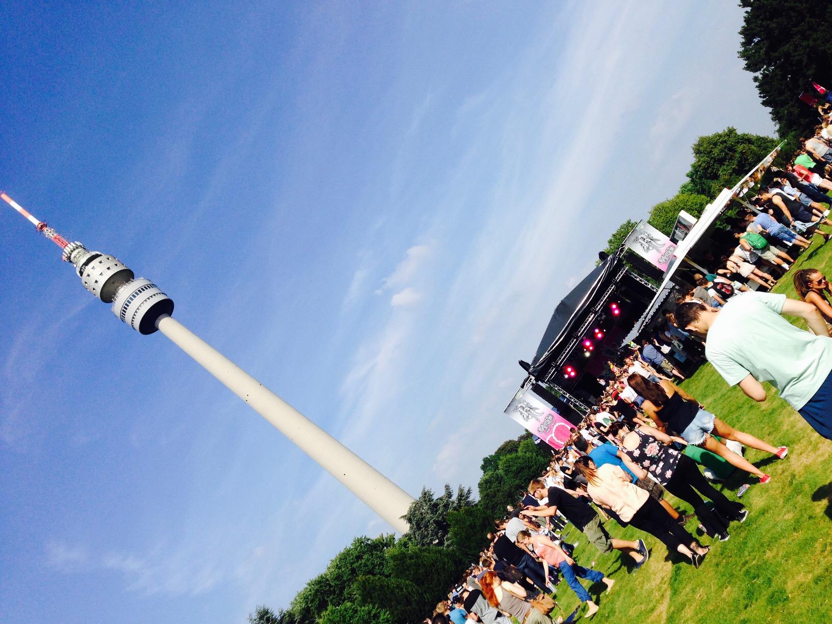 Ausflugstipps NRW, Westfalenpark Dortmund