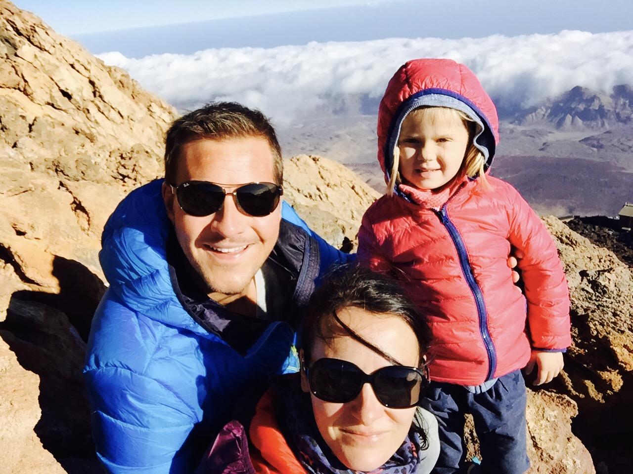 El Teide, Kanaren