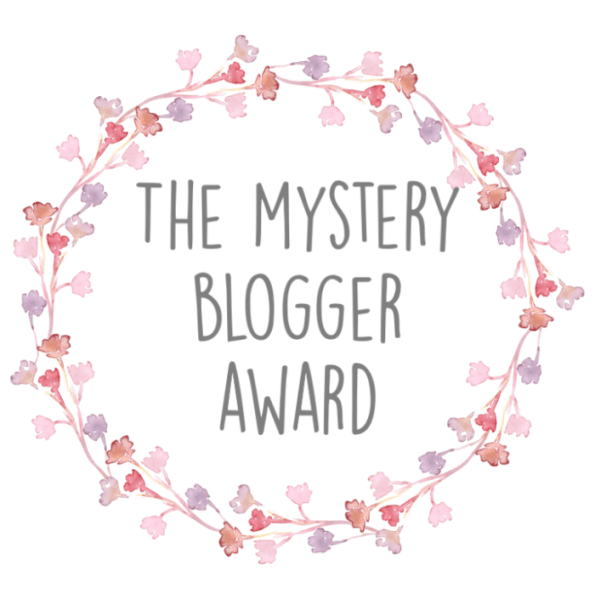 Logo vom Mystery Blogger Award
