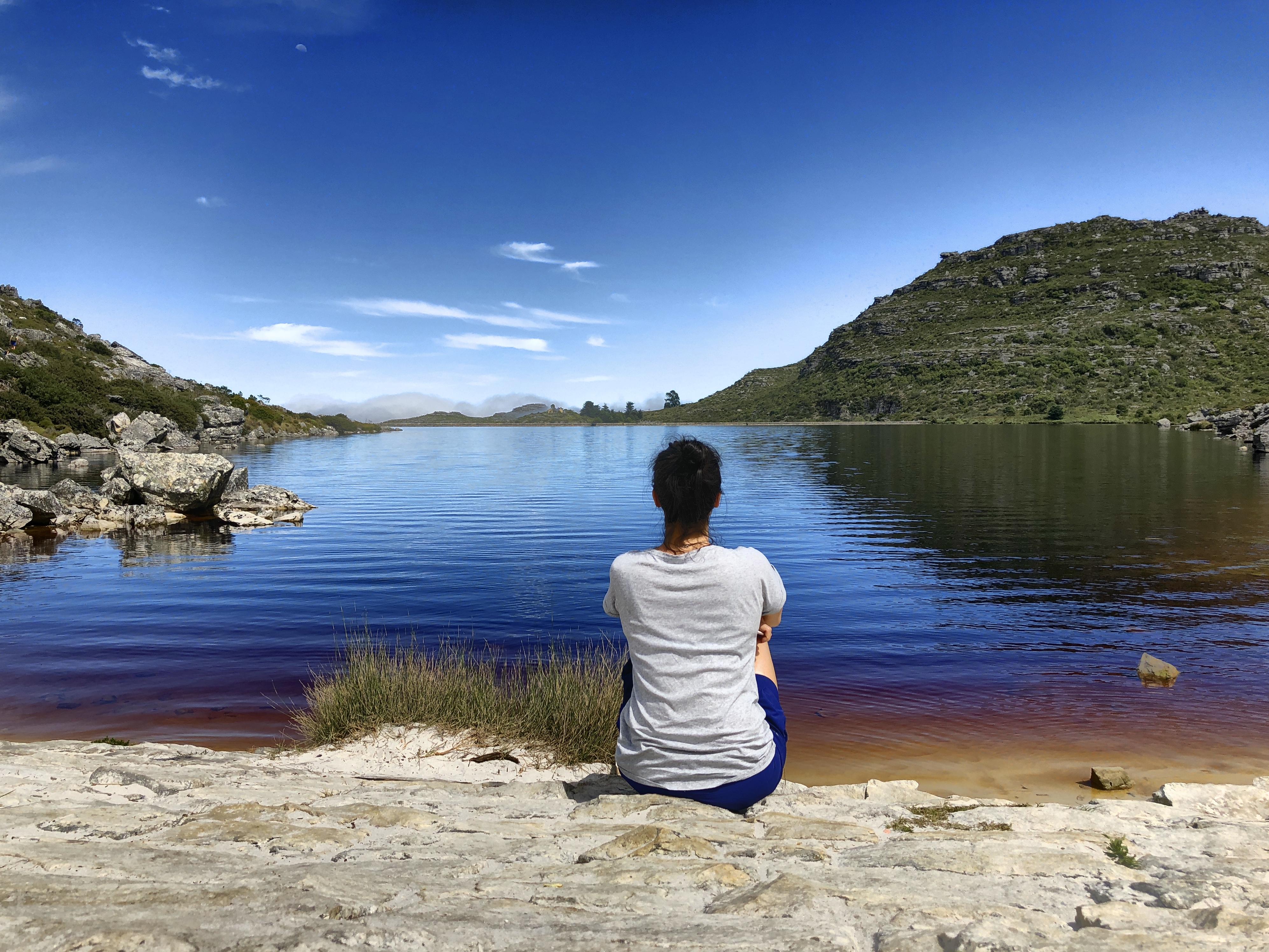 Wasserreservoire Hutchinson Tafelberg