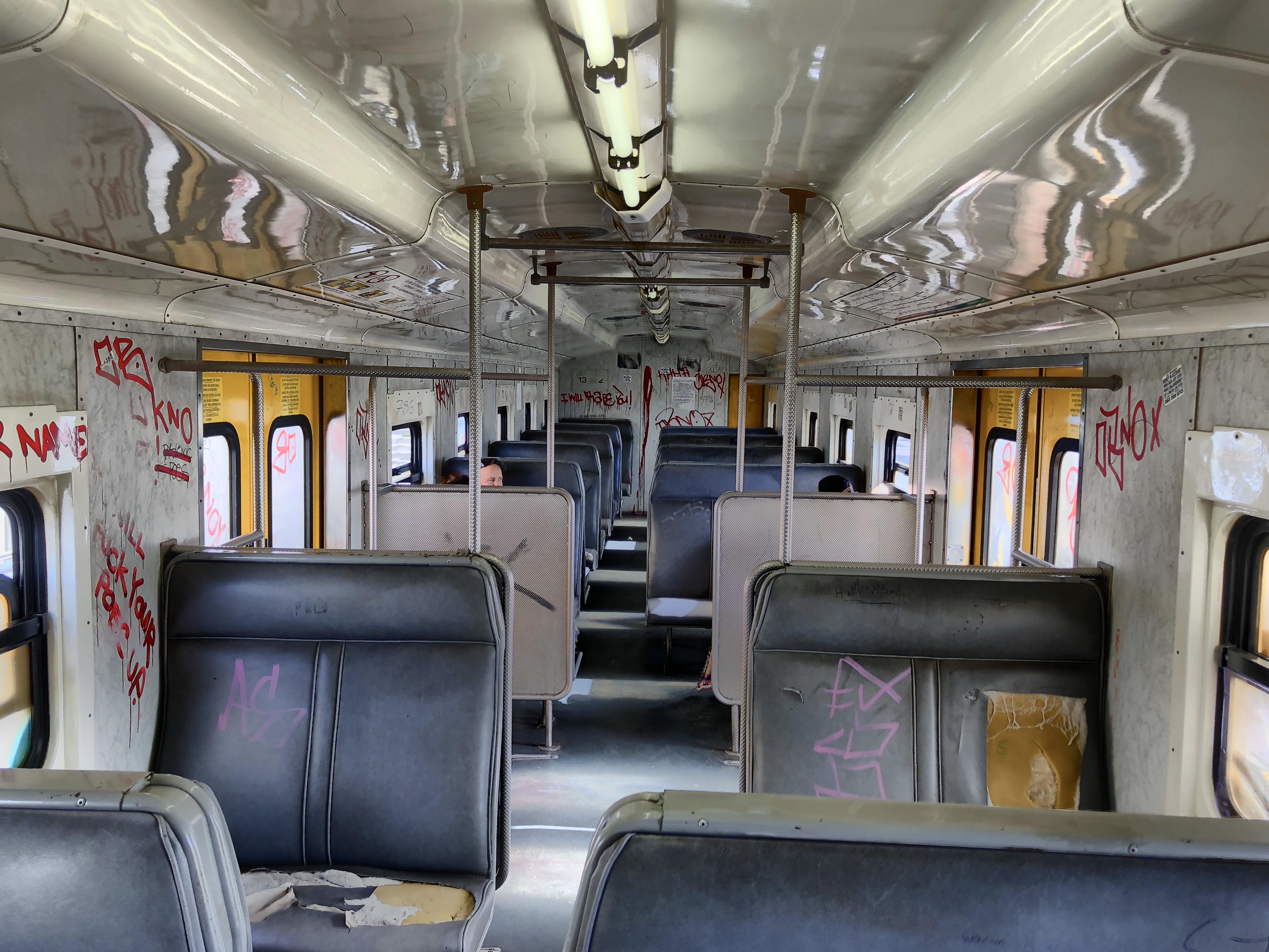 !. Klasse Abteil Zug Kapstadt