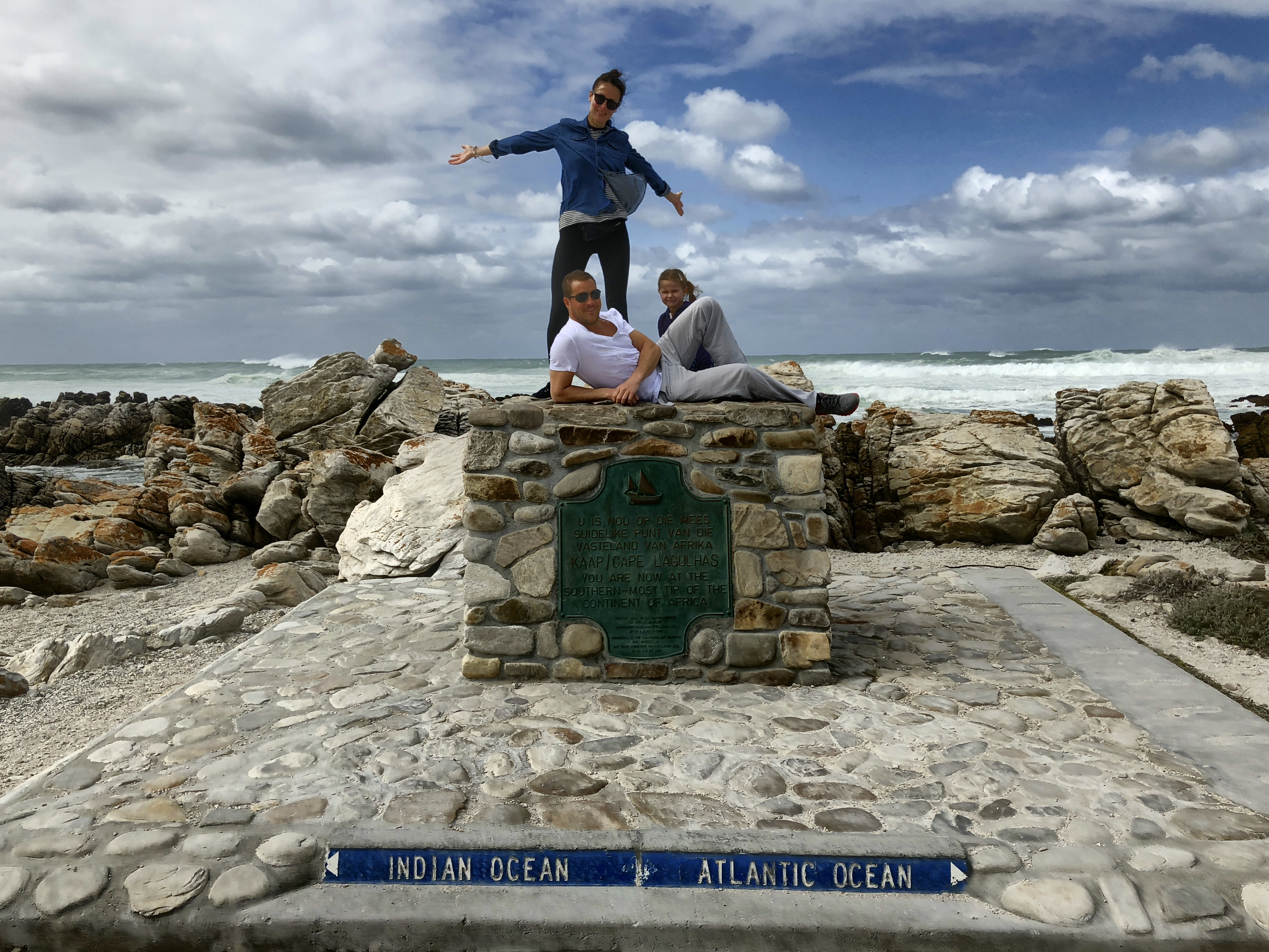 Kap Agulhas, Südafrika