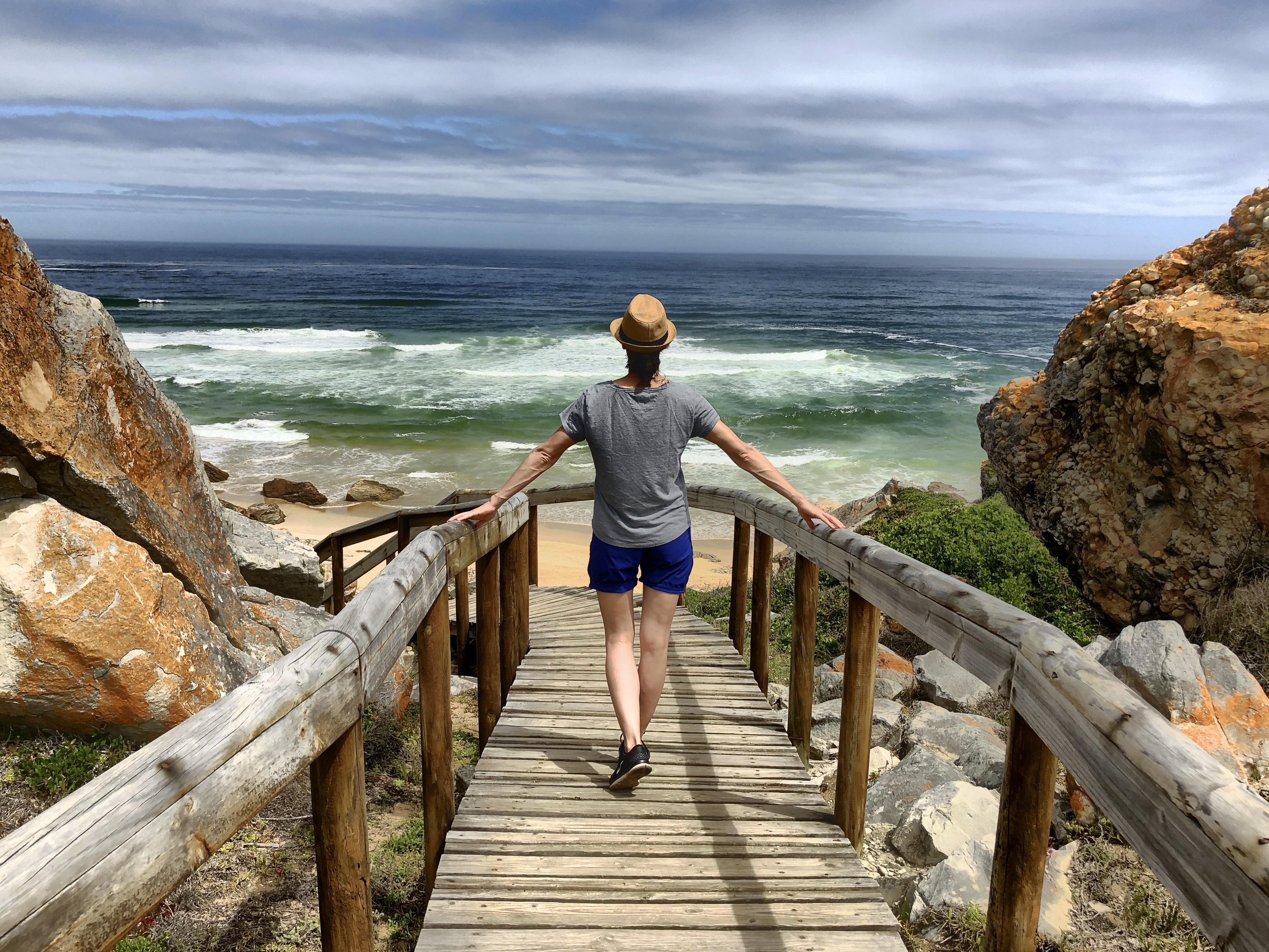 Robberg Island, Südafrika