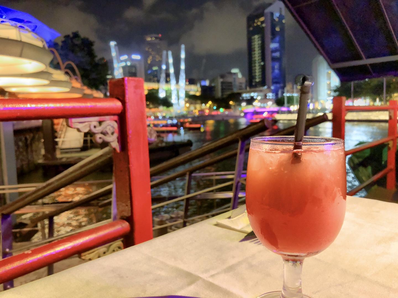 Clark Quay, Singapur