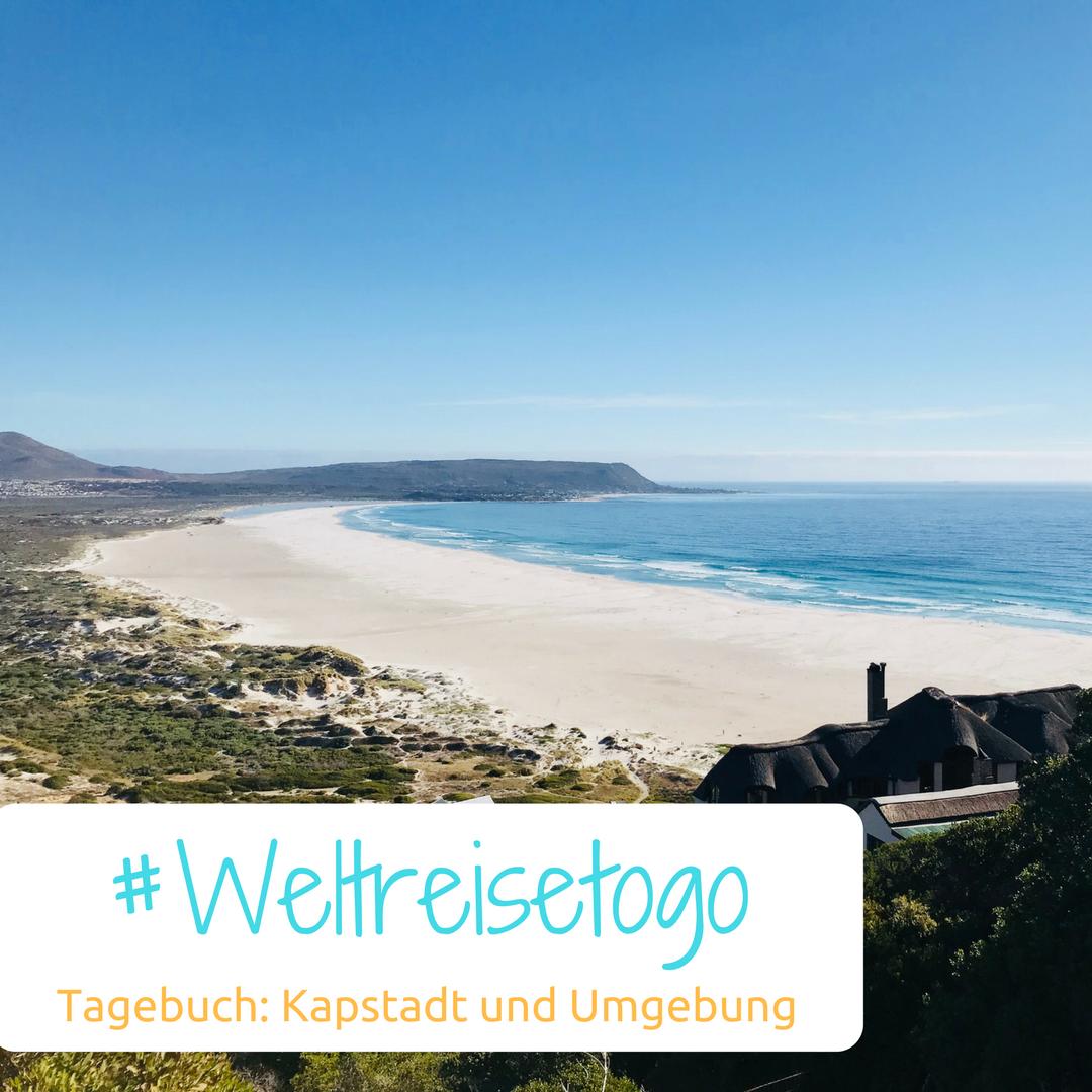 Weltreise to go: Tagebuch - Kapstadt und Umgebung