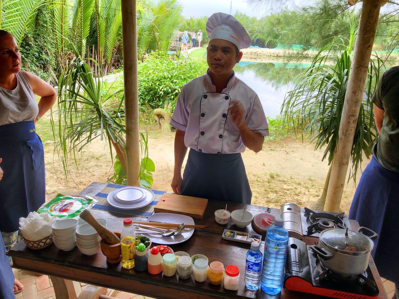 Chefkoch Hon, Cooking Class, Hoi An, Vietnam