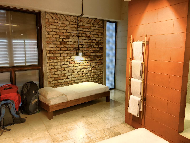 Zimmer im Lantern Hotel, Kuala Lumpur