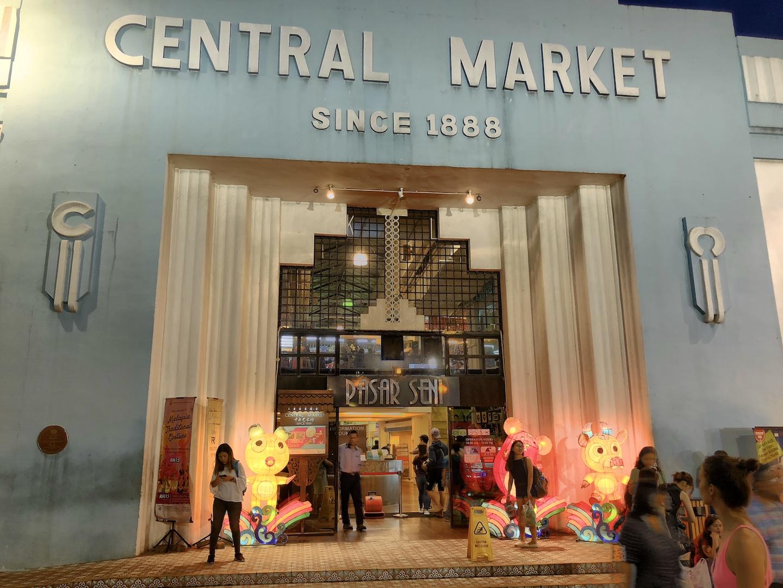 Central Market, Kuala Lumpur, Malaysia