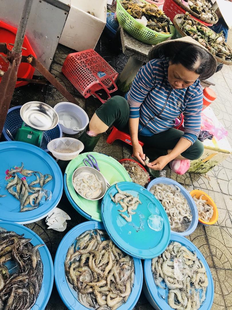 Markt, Hoi An, Vietnam