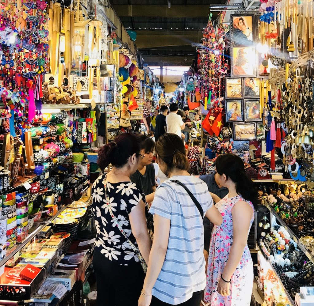 Ben Thanh Market, Ho Chi Minh Tipps, Vietnam