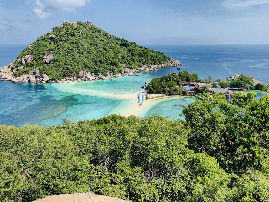 Aussicht Nan Guyan, Thailand