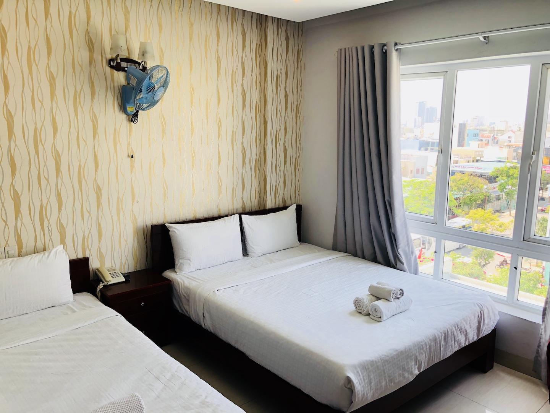 Zimmer im Seewind Hotel, Da Nang, Vietnam