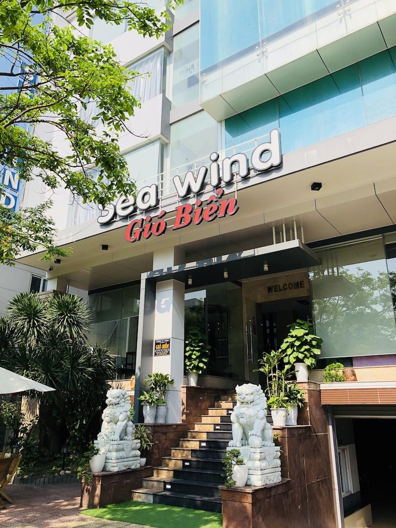 Seewind Hotel, Da Nang, Vietnam