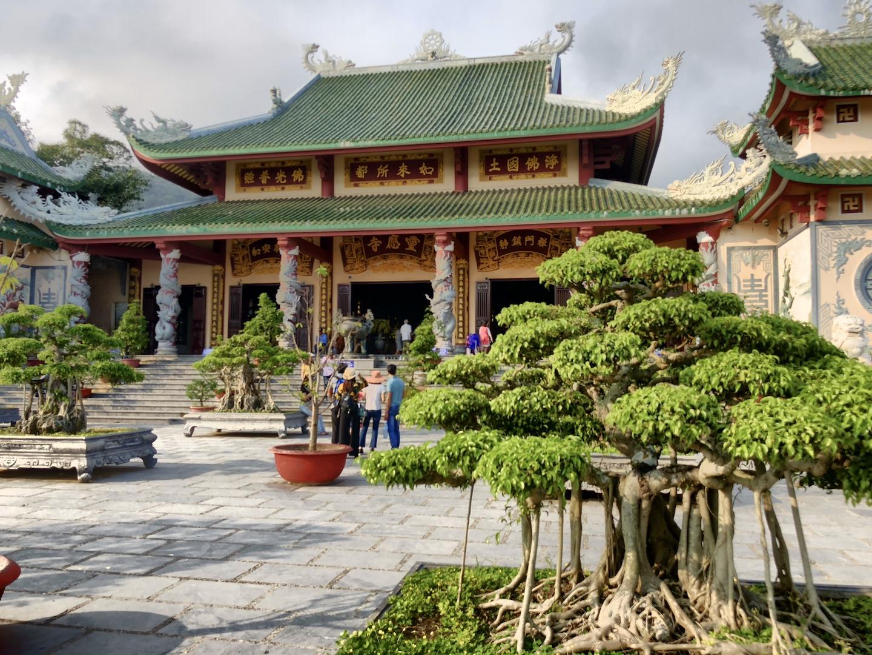 Parkanlage beim Lady Buddha, Da Nang, Vietnam