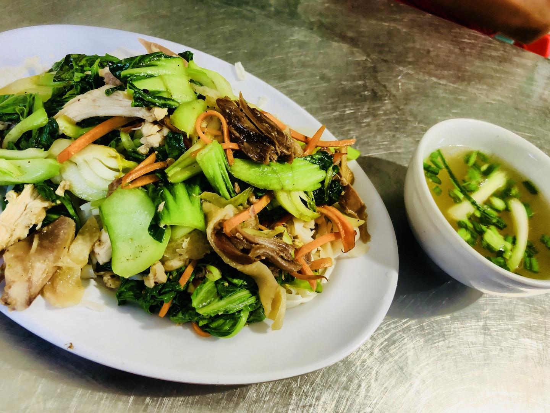 Garküchenessen, Da Nang, Vietnam