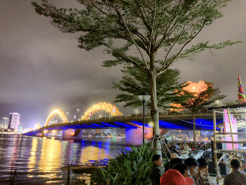 Drachenbrücke, Da Nang, Vietnam