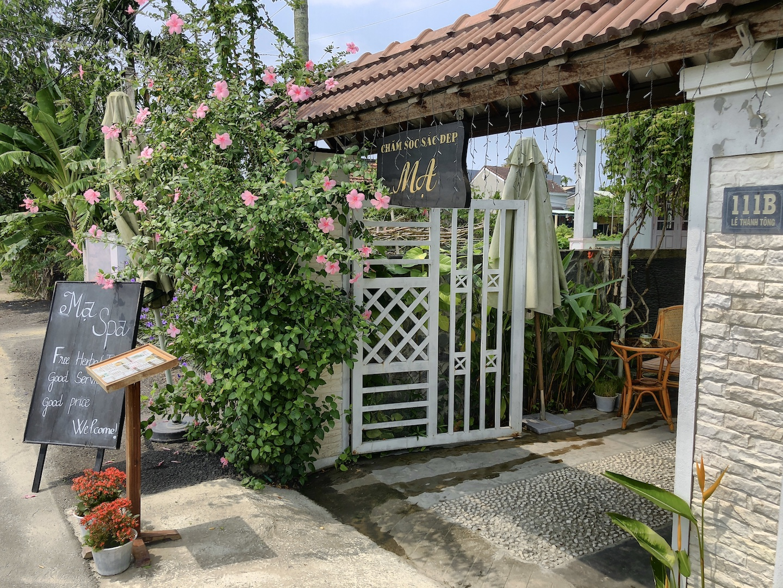 Eingang zum Ma Spa, Hoi An, Vietnam