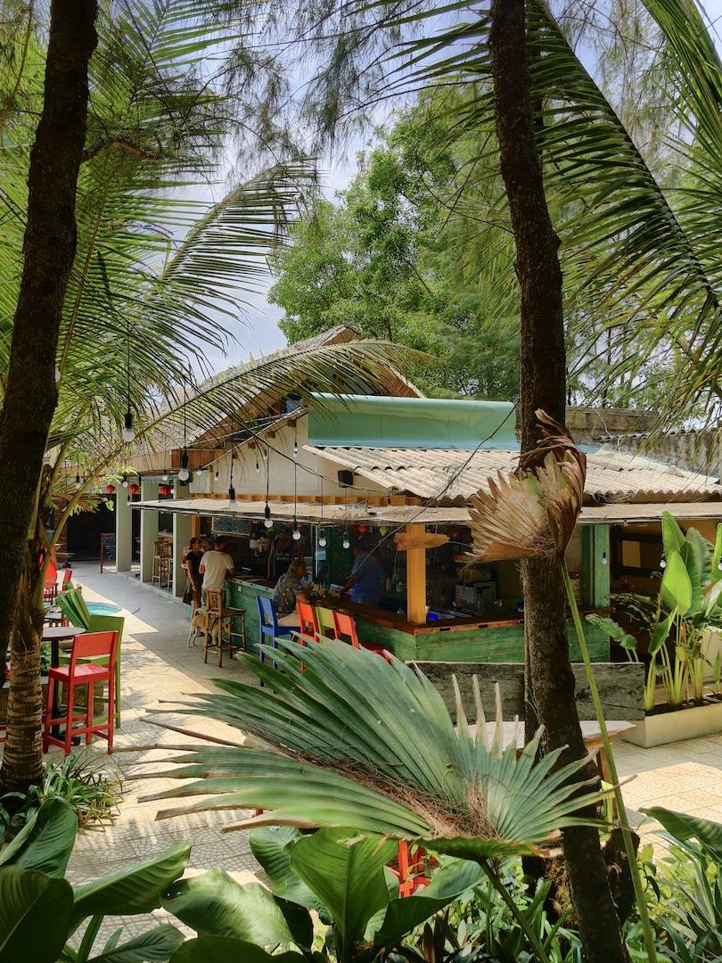 Kahun's Beach Bar, Hoi An, Vietnam