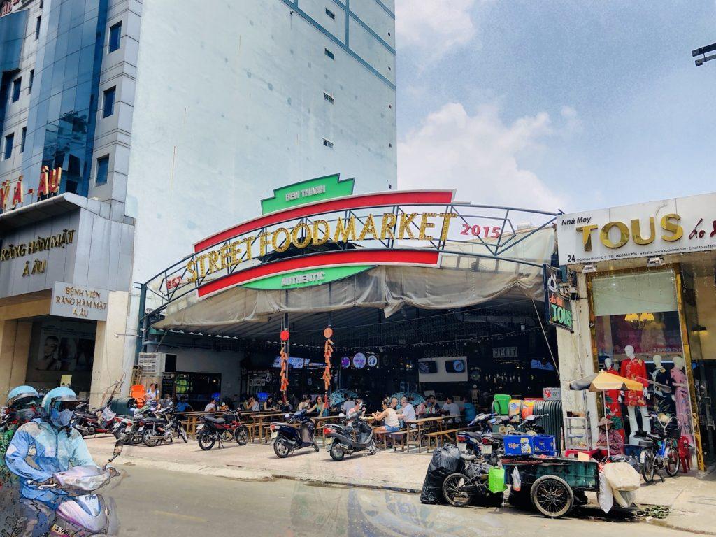 Ben Thanh Streefoodmarket, Ho Chi Minh, Vietnam