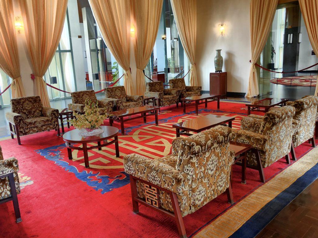 Saal im Wiedervereinigungspalast, Ho Chi Minh Tipps