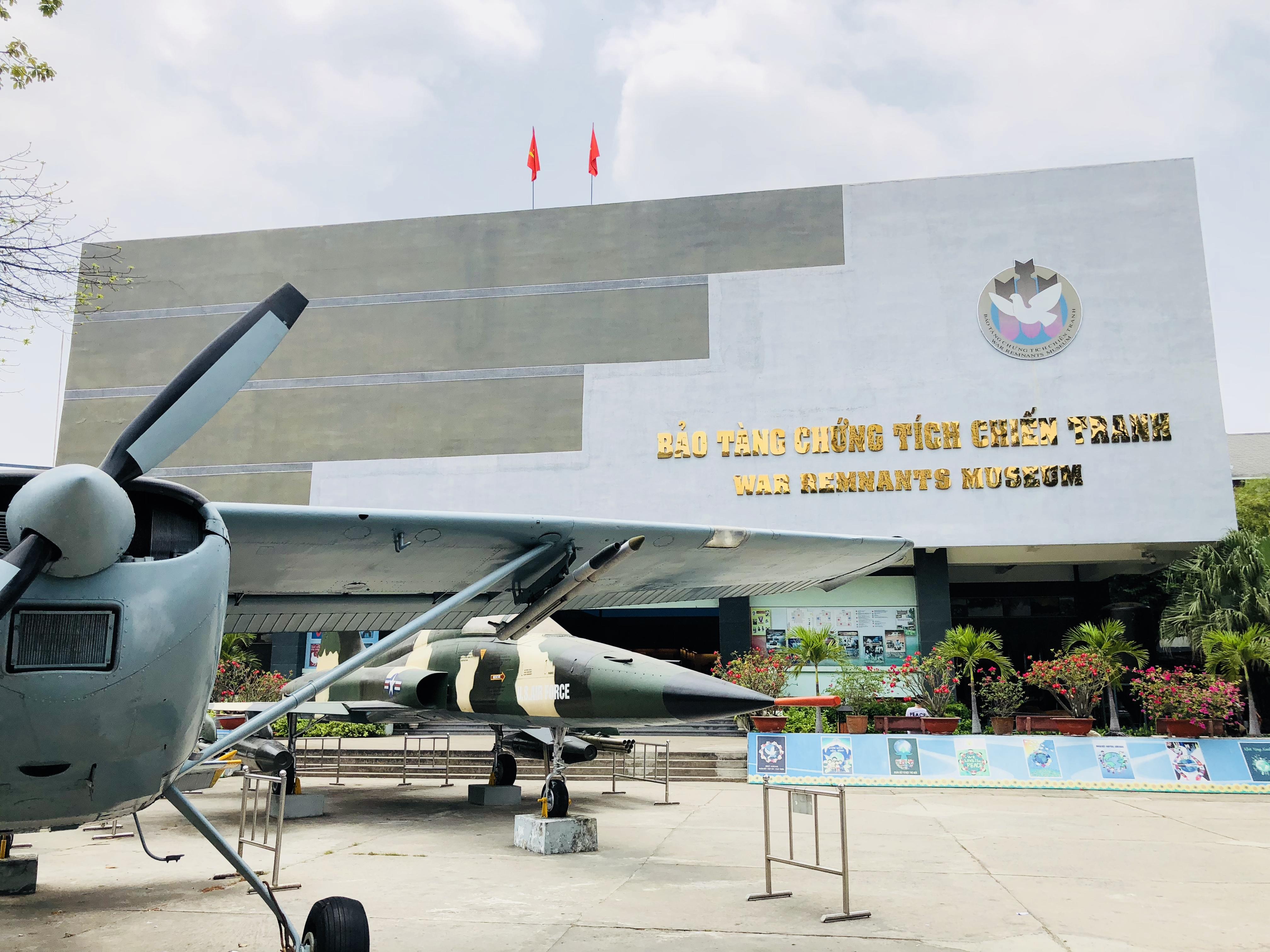 War Remnants Museum, Ho Chi Minh, Vietnam