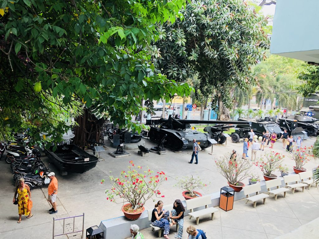 War Remnants Museum, Ho Chi Minh Tipps, Vietnam