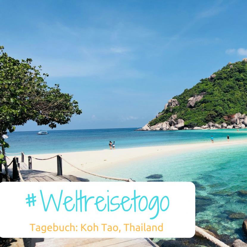 Weltreise to go, Koh Tao, Thailand