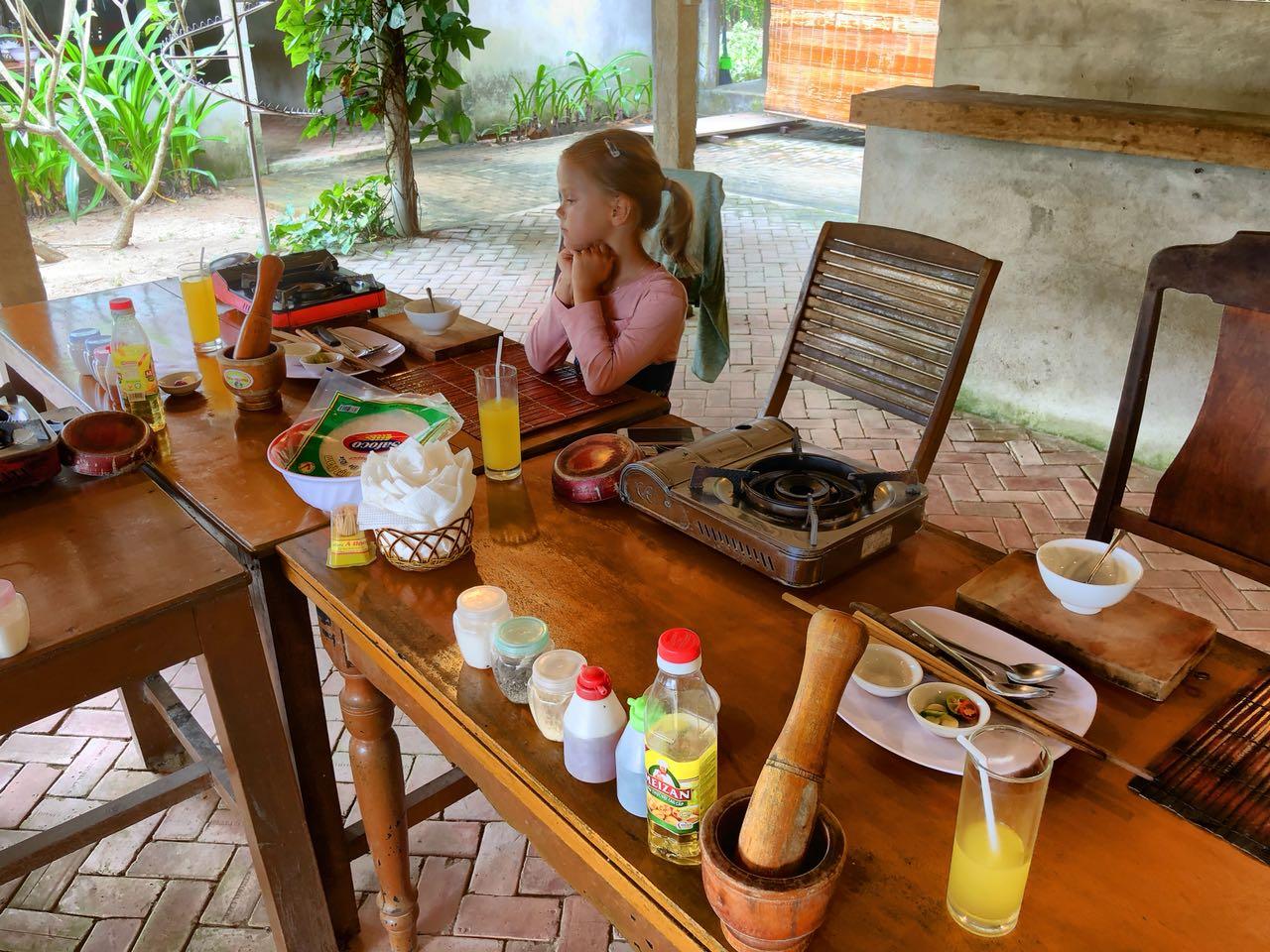 Unser Kochplatz, Hoi An, Vietnam
