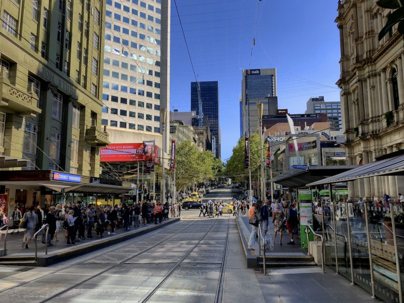 Melbourne, CBD