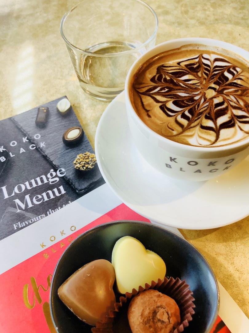 Koko Black Café, Melbourne, Australien