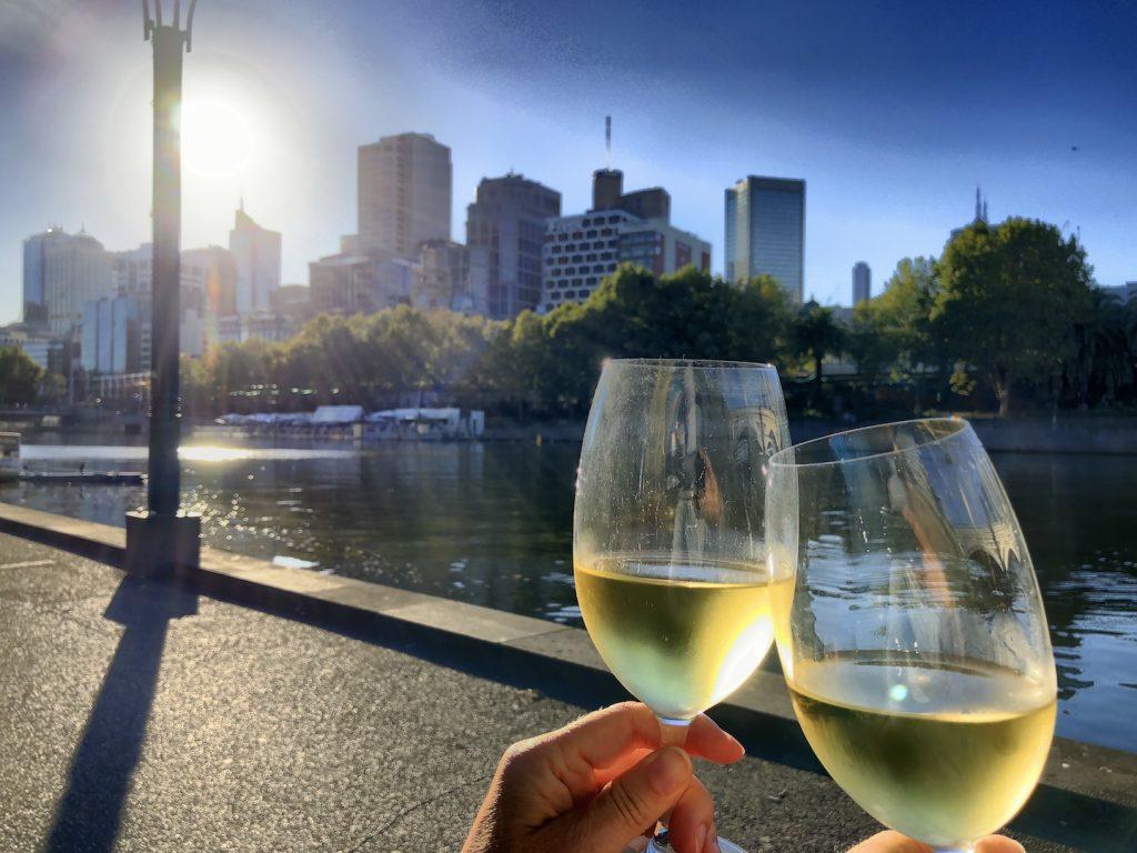 Yarra River, Melbourne Australia