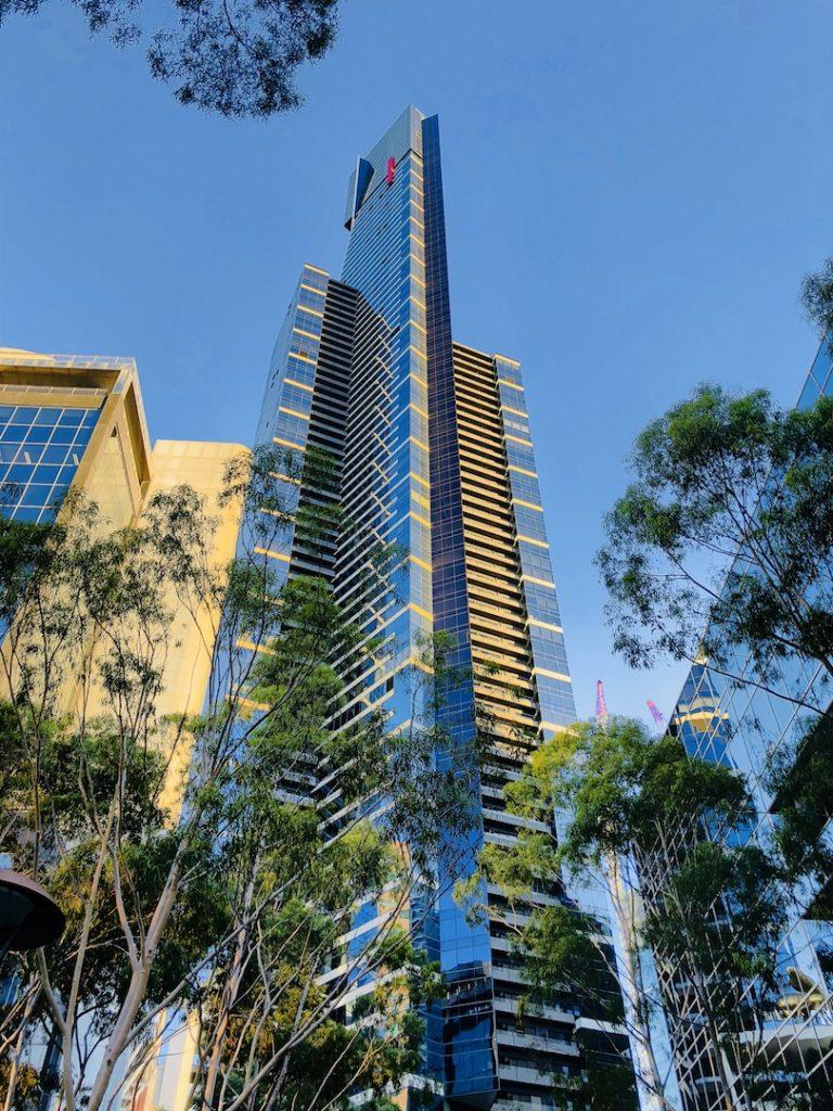 Eureka Tower, Melbourne, Australien
