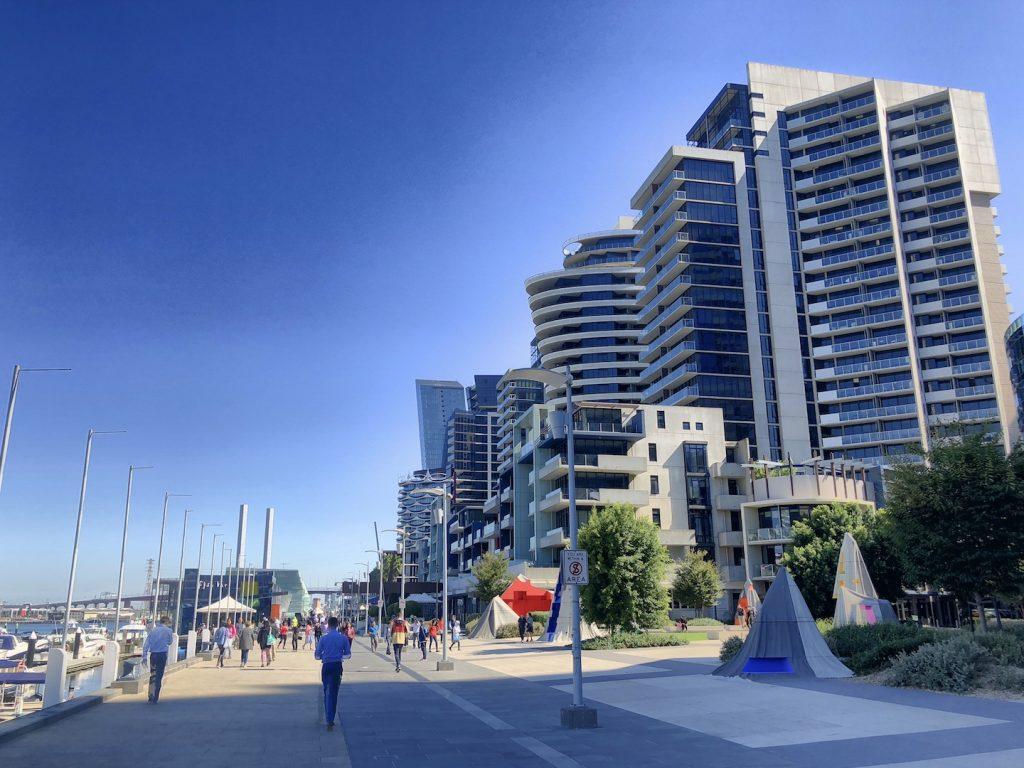 Docklands, Melbourne Tipps, Australien