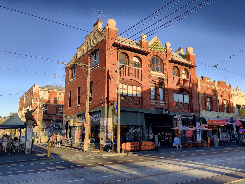 Fitzroy, Melbourne, Australien