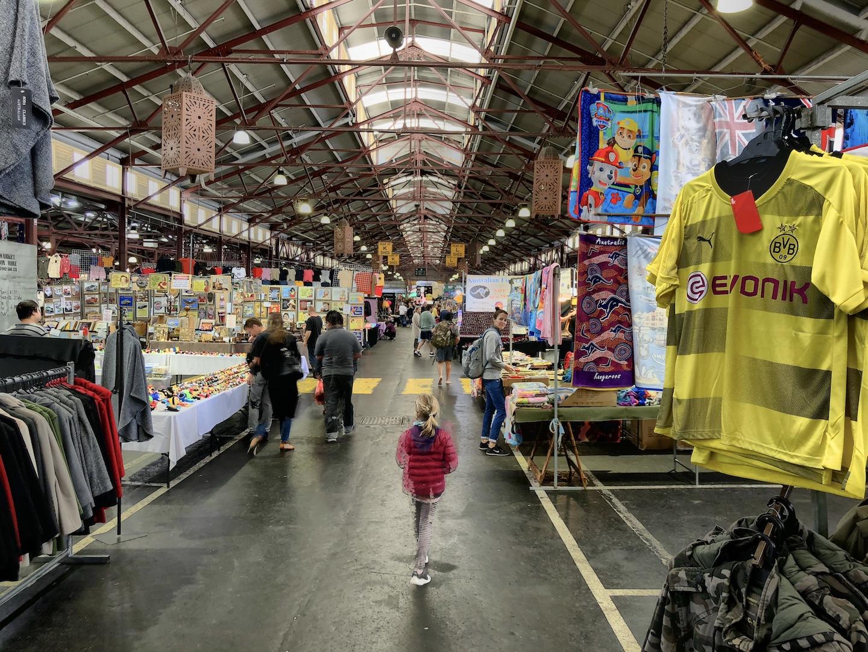Queen Viktoria Market, Melbourne, Australien