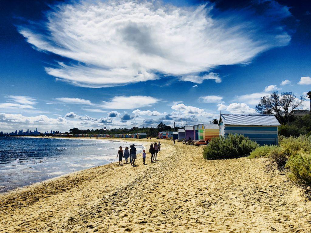 Beach Boxes in Brighton Beach, Melbourne Tipps