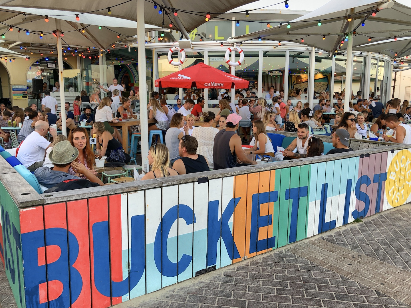 Bar Bucket List, Bondi Beach, Sydney