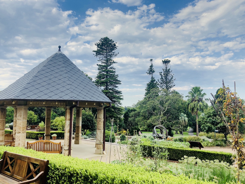 Im Royal Botanic Garden