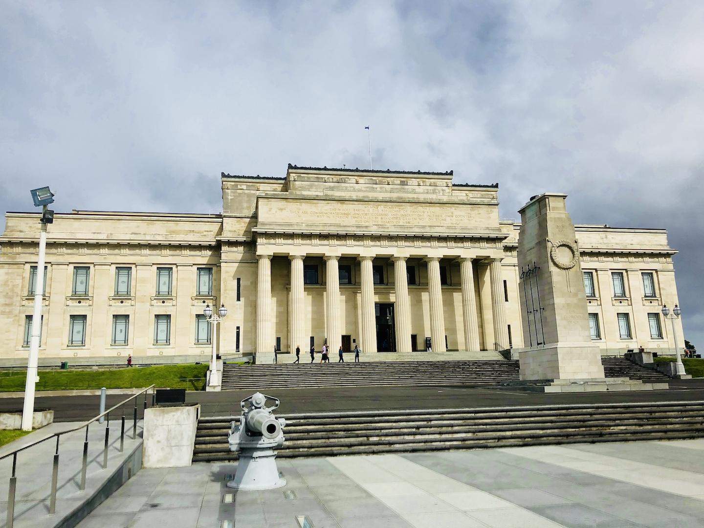 War Memorial Museum, Auckland Domain Park