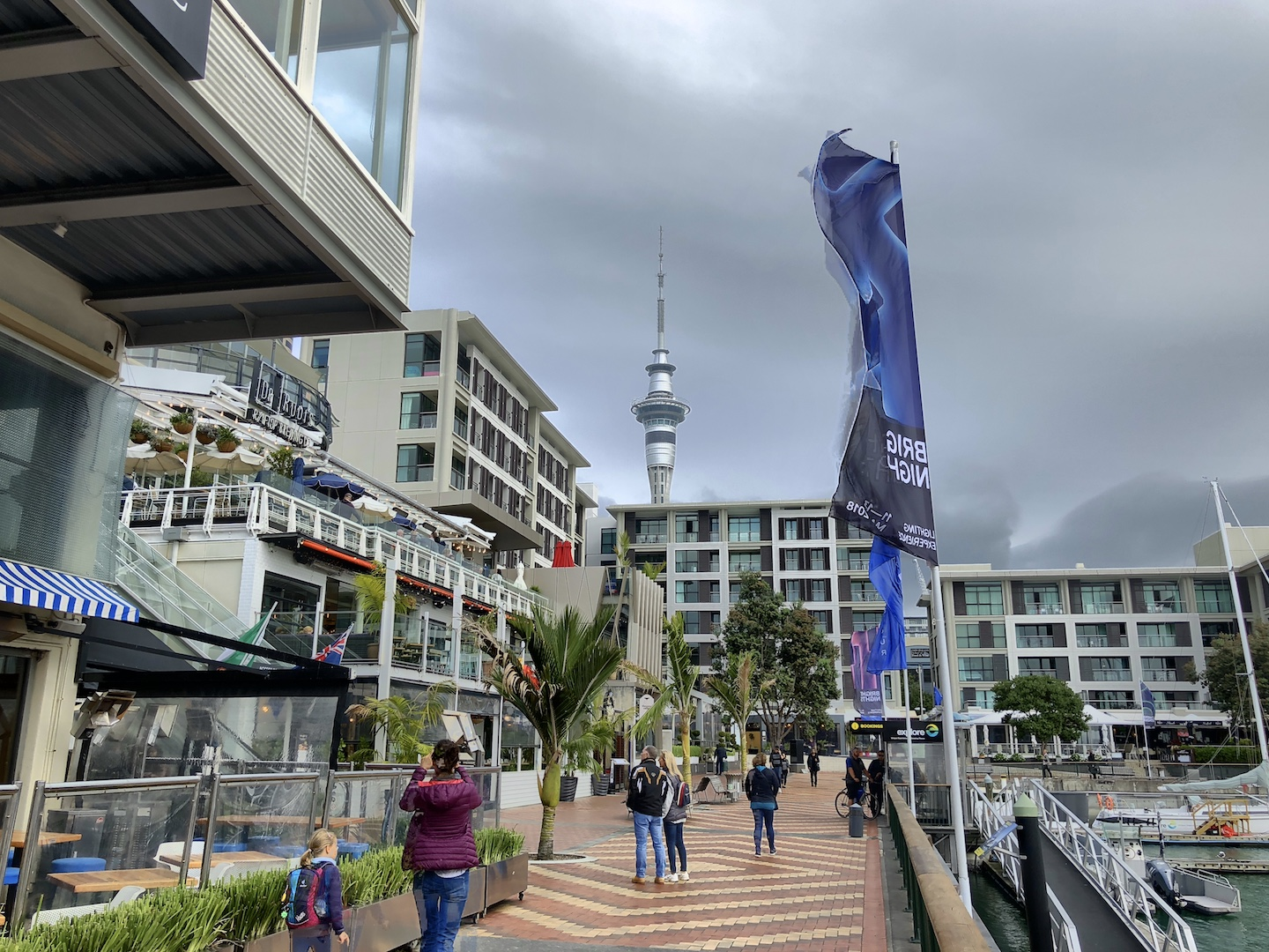 Waterfront, Auckland, Neuseeland